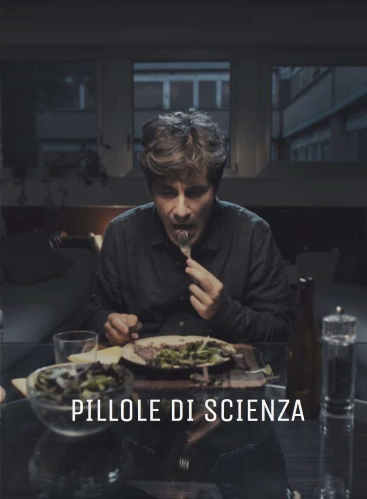 Pillole di scienza corto roma creative contest