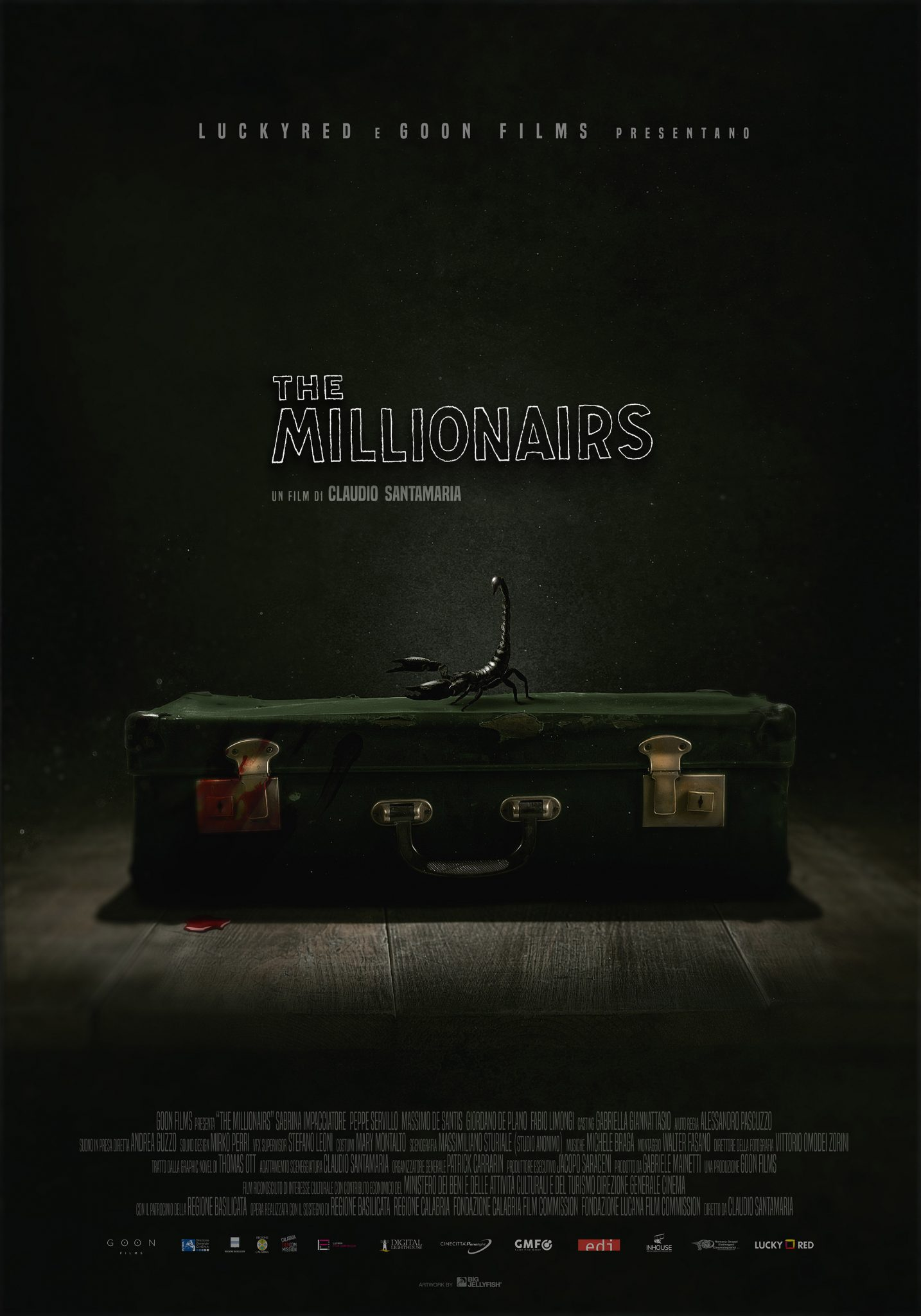 The Millionairs - short film rcc
