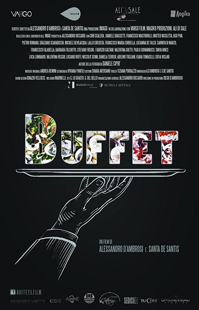 Buffet locandina roma creative contest