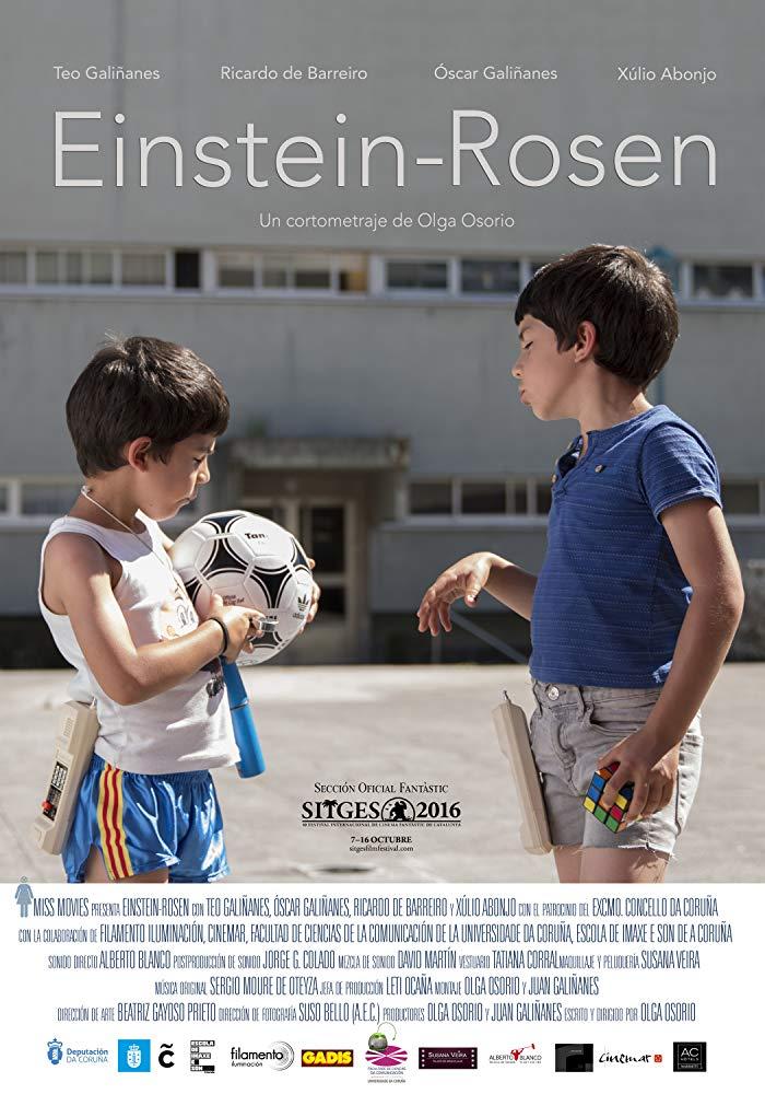 EINSTEIN-ROSEN Roma Creative Contest 2018