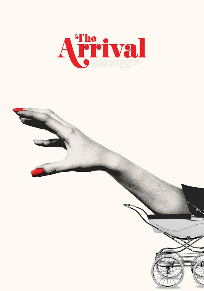 The Arrival locandina - Roma Creative Contes 2018