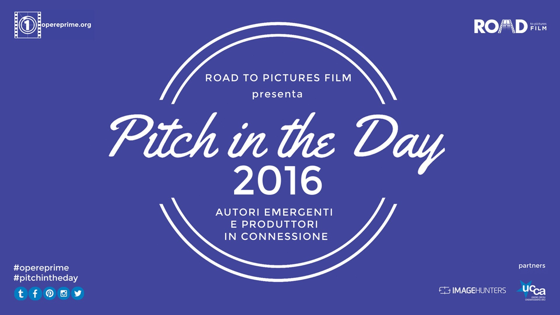 Pitch in the Day 2016 Roma Creative Contest