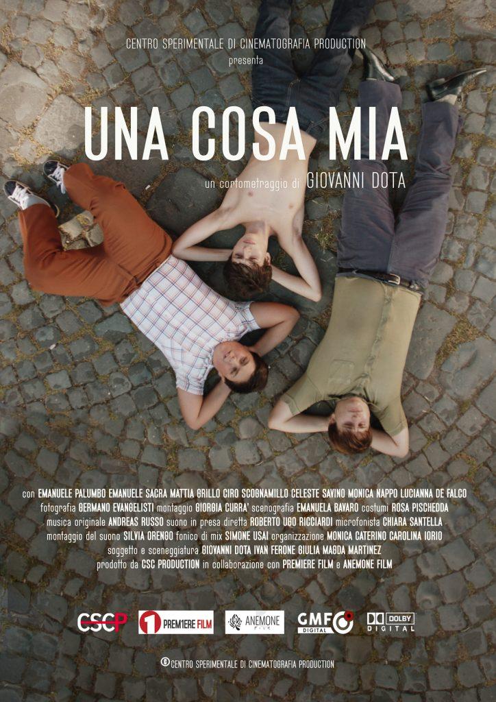 Una cosa mia - Roma Creative Contest 2019