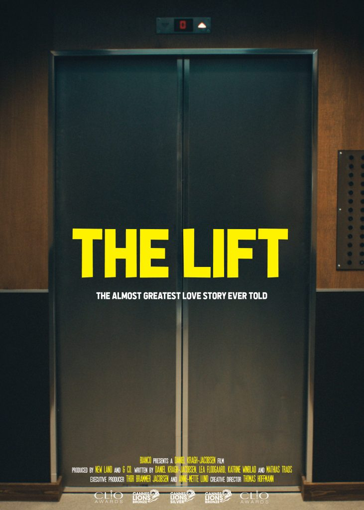 The Lift - Daniel Kragh Jacobsen