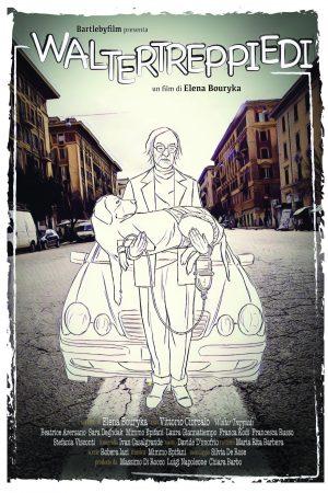 Walter Treppiedi - Roma Creative Contest Locandina