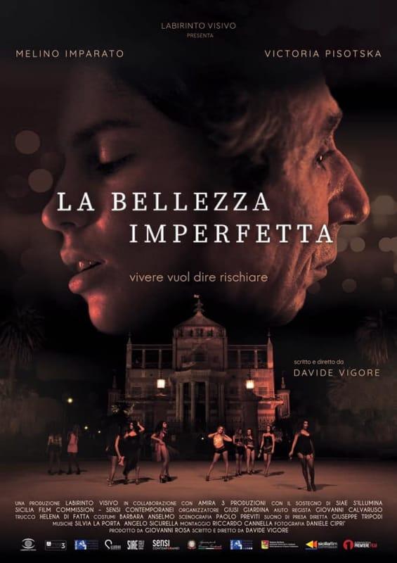 La bellezza Imperfetta - locandina Roma Creative Contest