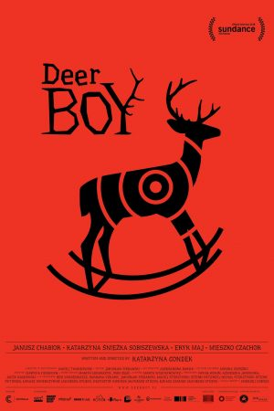 Deer Boy Roma Creative Contest Locandina