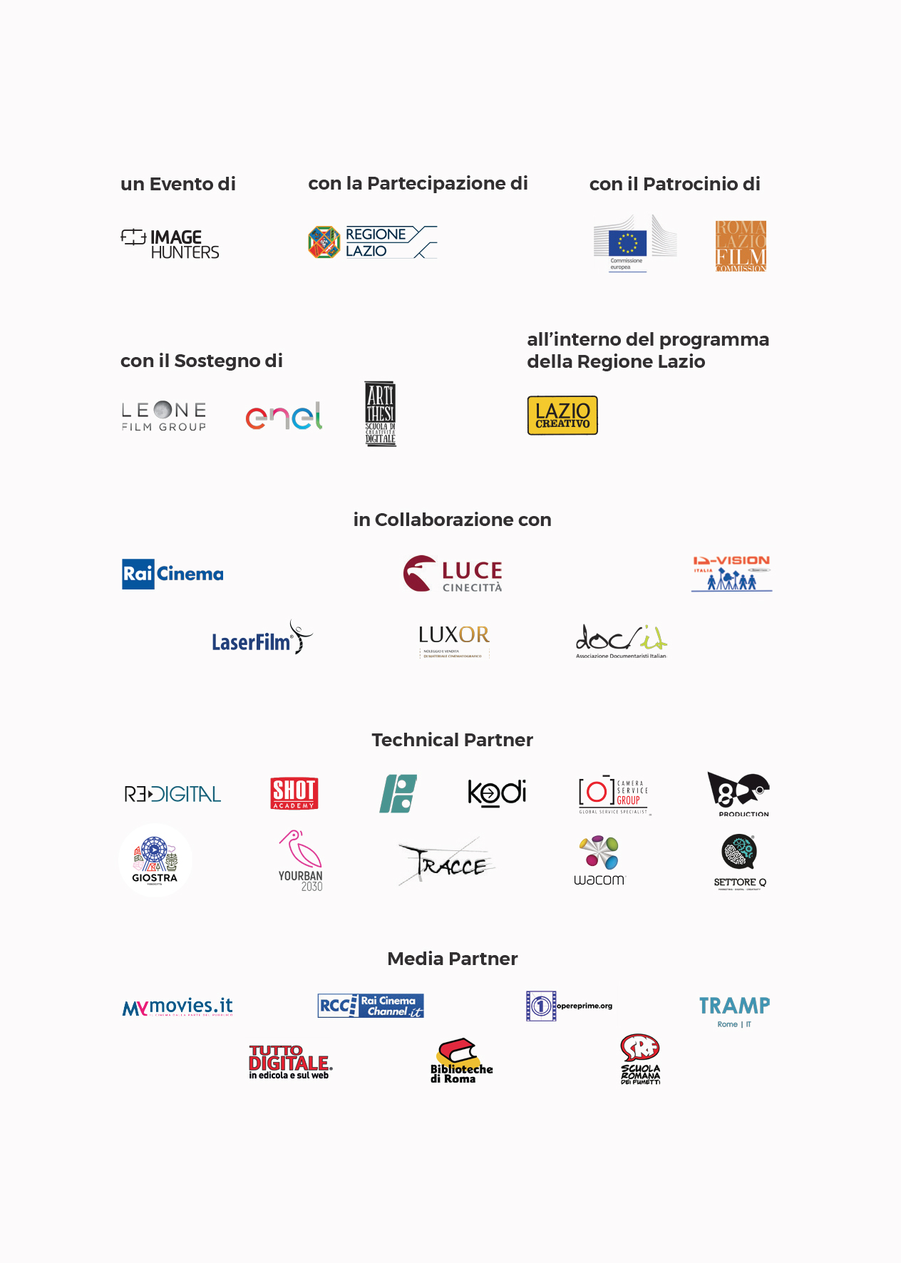 Partner Roma Creative Contest