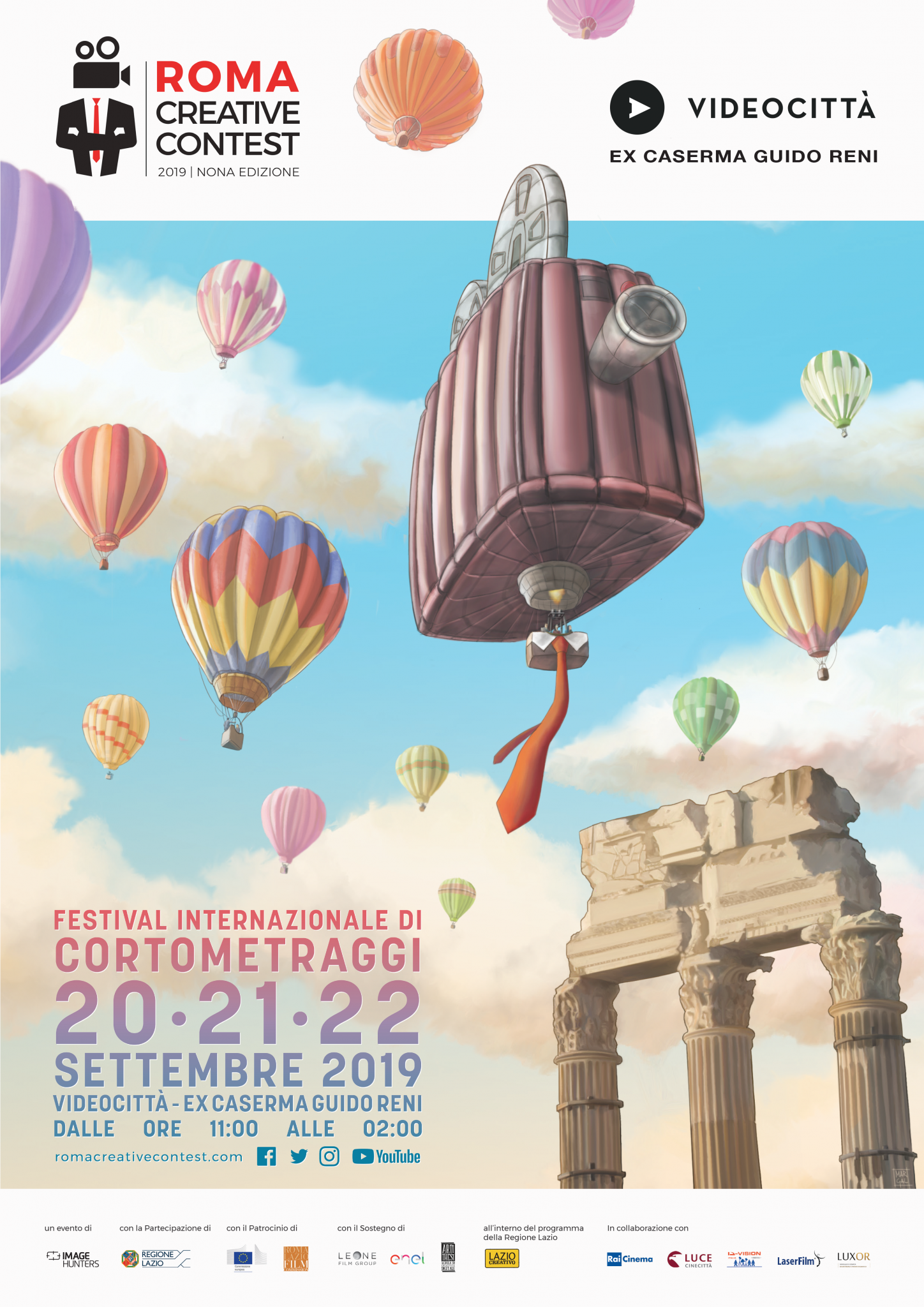 Roma Creative Contest 2019