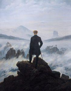 Viandante sul Mare di Nebbia